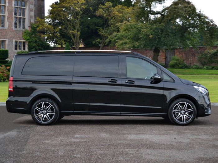 Chauffeur service in Manchester