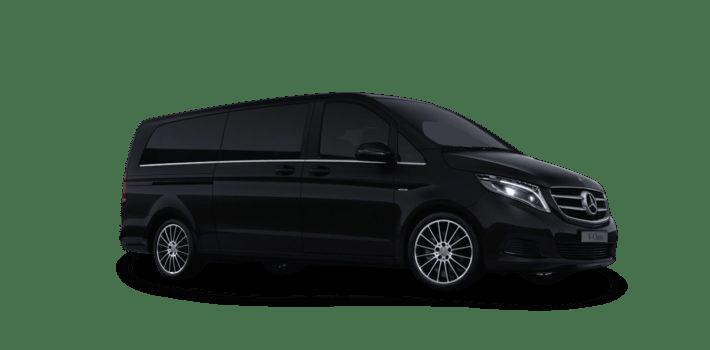 Mercedes V Class Chauffeur Manchester